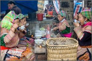 Foto van streetfood cultuur in Vietnam, door Mirjam Letsch
