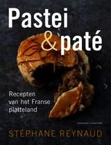 Op 1 maart verschijnt het nieuwe kookboek van Stéphane Reynaud: Pastei & Paté.