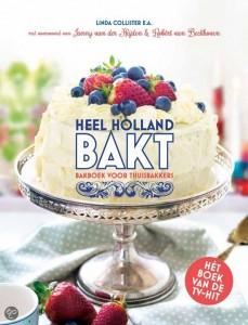Het boek van Heel Holland Bakt