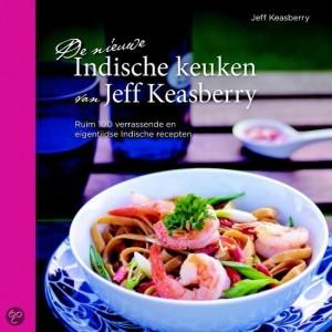 Het nieuwe kookboek van Jeff Keasberry