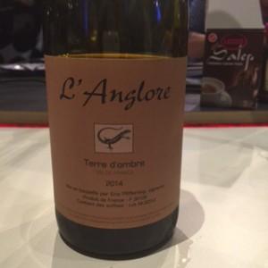 Domaine de L'Anglorr, grenache, 2014, €15,40
